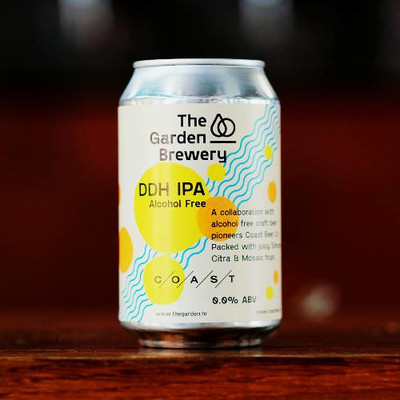 The Garden Brewery DDH IPA - Alcohol Free
