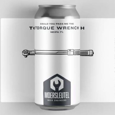 Moersleutel Could You Pass Me the Torque Wrench